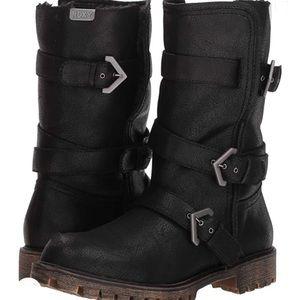 NEW Roxy Rebel Combat Boots